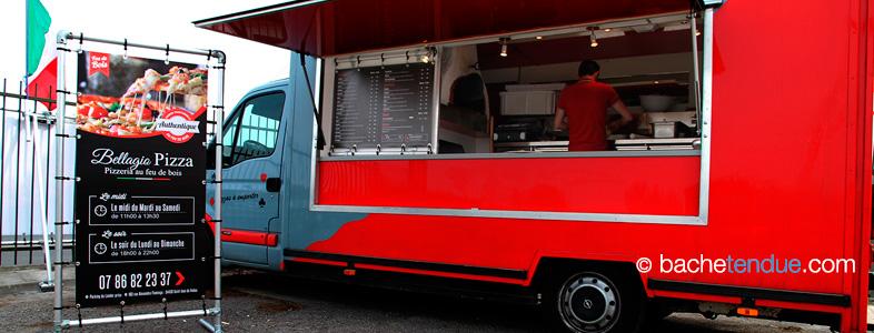 Stop trottoir l 39 enseigne mobile pour votre restaurant for Enseigne exterieur