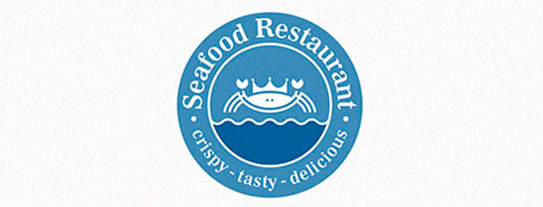 inspiration logo sushi et restaurant poisson
