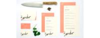 inspiration menu design