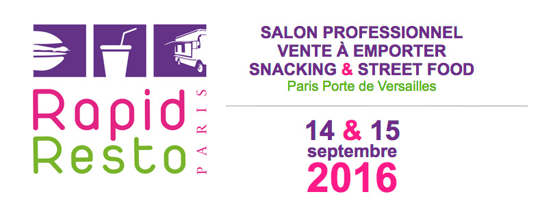 rapid resto le salon professionnel de la restauration