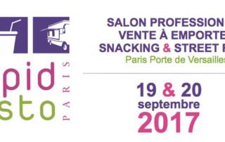 Salon Rapid Resto 2017, le rendez vous de la rentrée des restaurateurs !