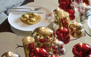 50 déco de table pour Noel à s'inspirer !