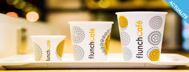 Le nouveau concept de Flunch : le Flunch Café !