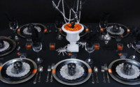Halloween - Inspiration déco de table de restaurant !