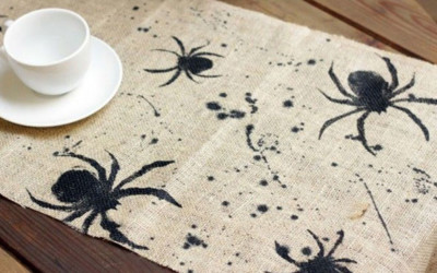 Inspiration - 50 déco de table de restaurant pour Halloween