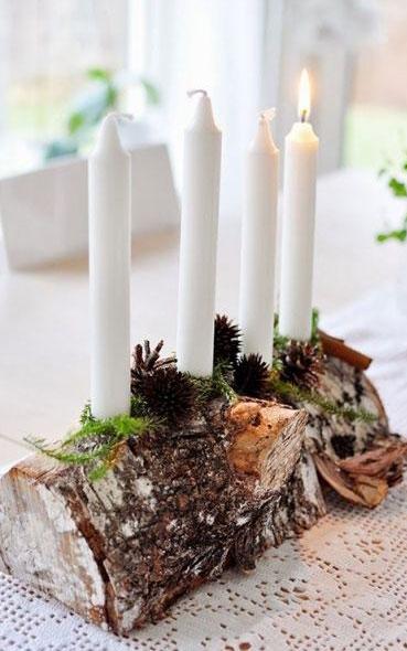 Décoration et lumière de Noël pour votre restaurant