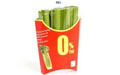 Emballages alimentaires originaux