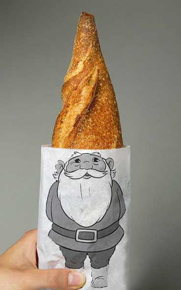 Packaging alimentaire design