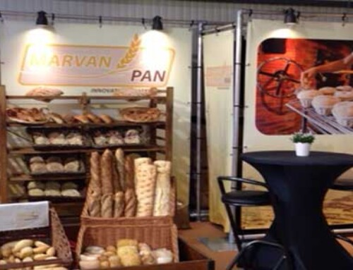 PROJET – Stand modulable d'exposition en bâche tendue – Morvan Pan