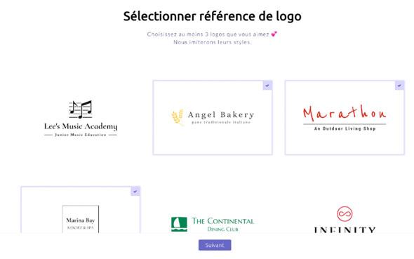 configurateur de logo logomaster